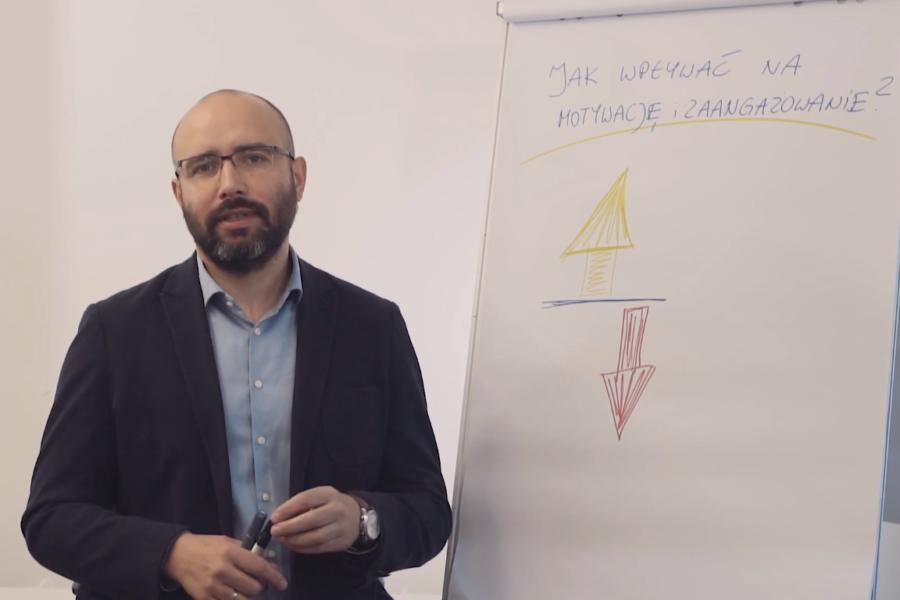 #13 Porcja wiedzy – Jak dbać o motywację wewnętrzną pracowników? – część 1