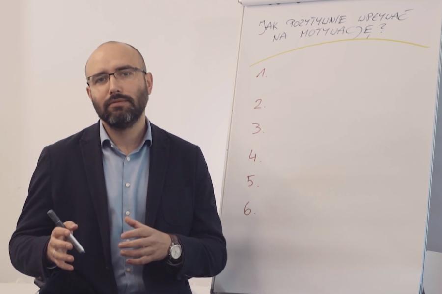 #14 Porcja wiedzy – Jak dbać o motywację wewnętrzną pracowników? – część 2