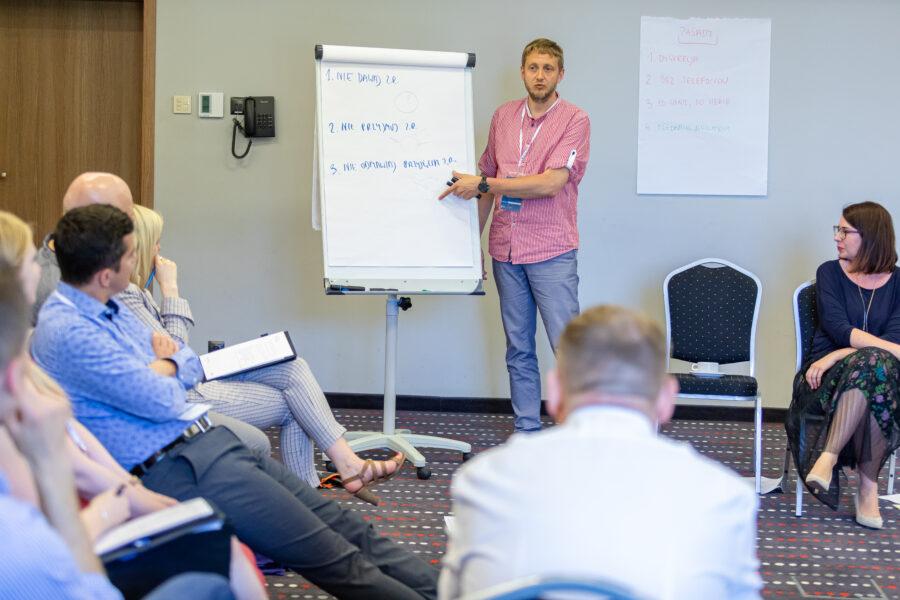 Zastosowanie Analizy Transakcyjnej w roli HR Biznes Partnera