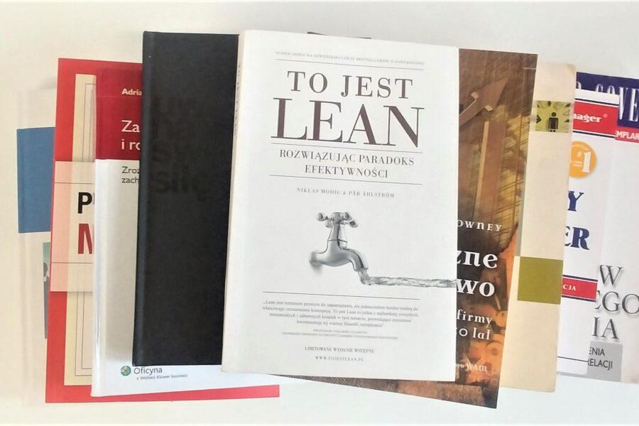 """Polecamy: """"To jest Lean. Rozwiązując paradoks efektywności"""" Niklas Modig i Pär Åhlström"""